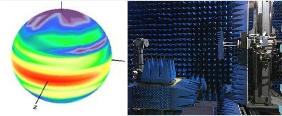球面近场天线测量系统