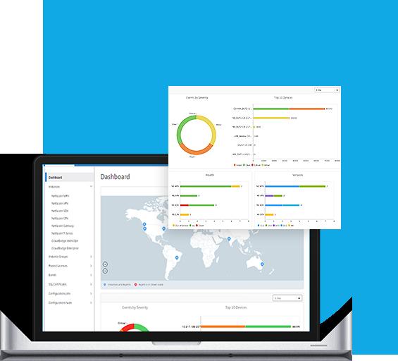 Citrix NetScaler 管理和分析系统