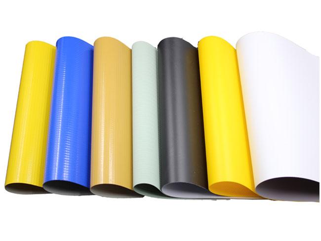 PVC Tarpaulin Materials