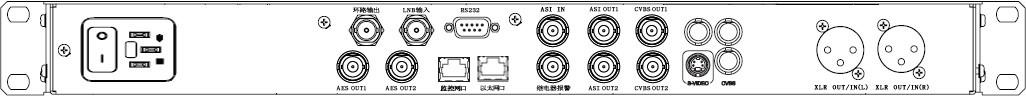 P5000-14(標清標配版)數字綜合解碼器