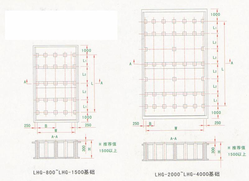 xr600钢结构横流式工业型冷却塔