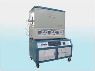 GWL-DWQGA型CVD多温区管式电炉 三温区管式炉