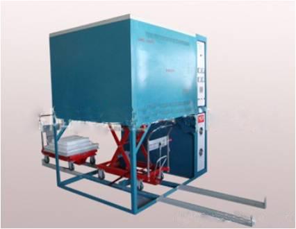 FR-STSJ高温升降炉 双推车升降炉