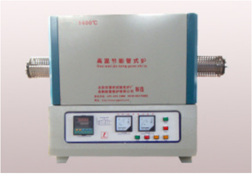 FR-GA节能程控真空炉 管式气氛炉 管式实验炉