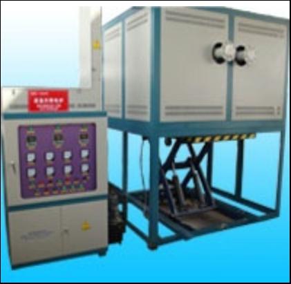 FR-QF002真空气氛升降炉 高温升降电炉