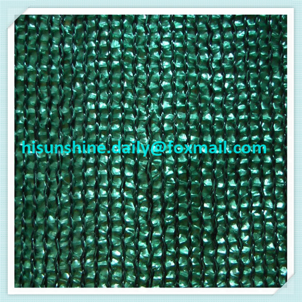 150gsm flat wire shade net to Pakistan