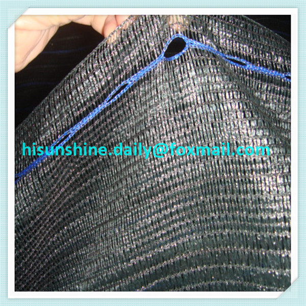 85gsm black shade net to Argentina