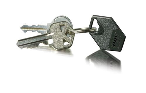 H2050 iCLASS钥匙扣卡