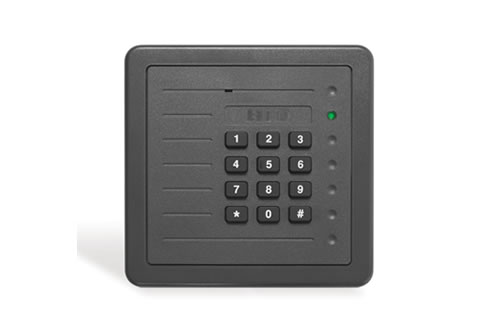 HID 5355K密码感应读卡器