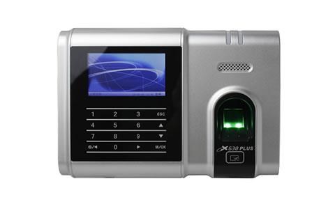 X638 指纹考勤机
