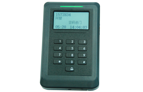 MR6008KL IC液晶密码读卡器