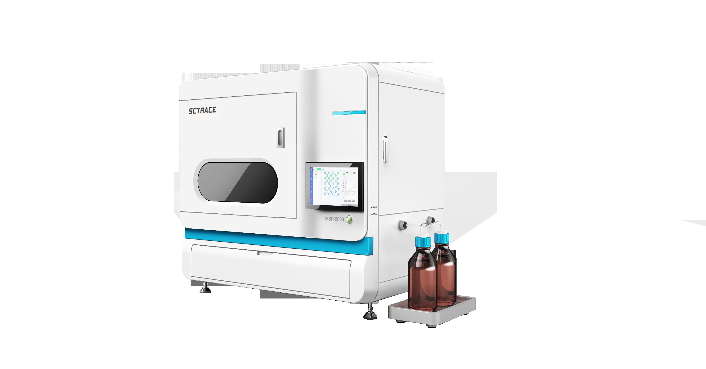 SCTRACE MSP-5000智能多组分平台液配制机器人