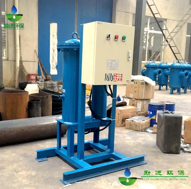 LJSCII-G型循环水旁流综合水处理器