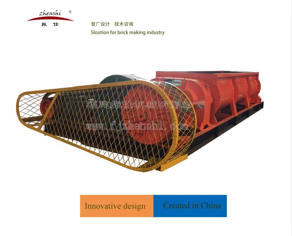 SJ-重型特大双轴搅拌机