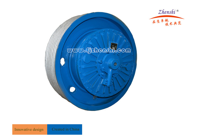 ZQL500*C4 气动离合器