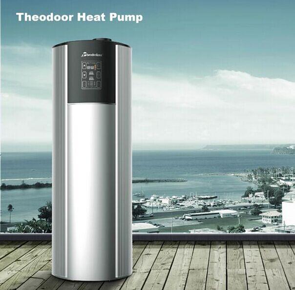 西奥多空气能热泵热水器家用型一体机系列