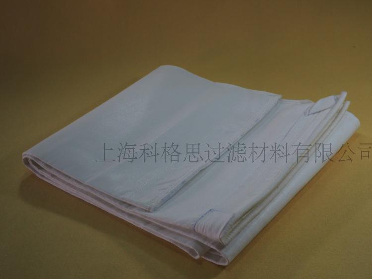 绦纶针刺毡异形扁袋除尘过滤袋