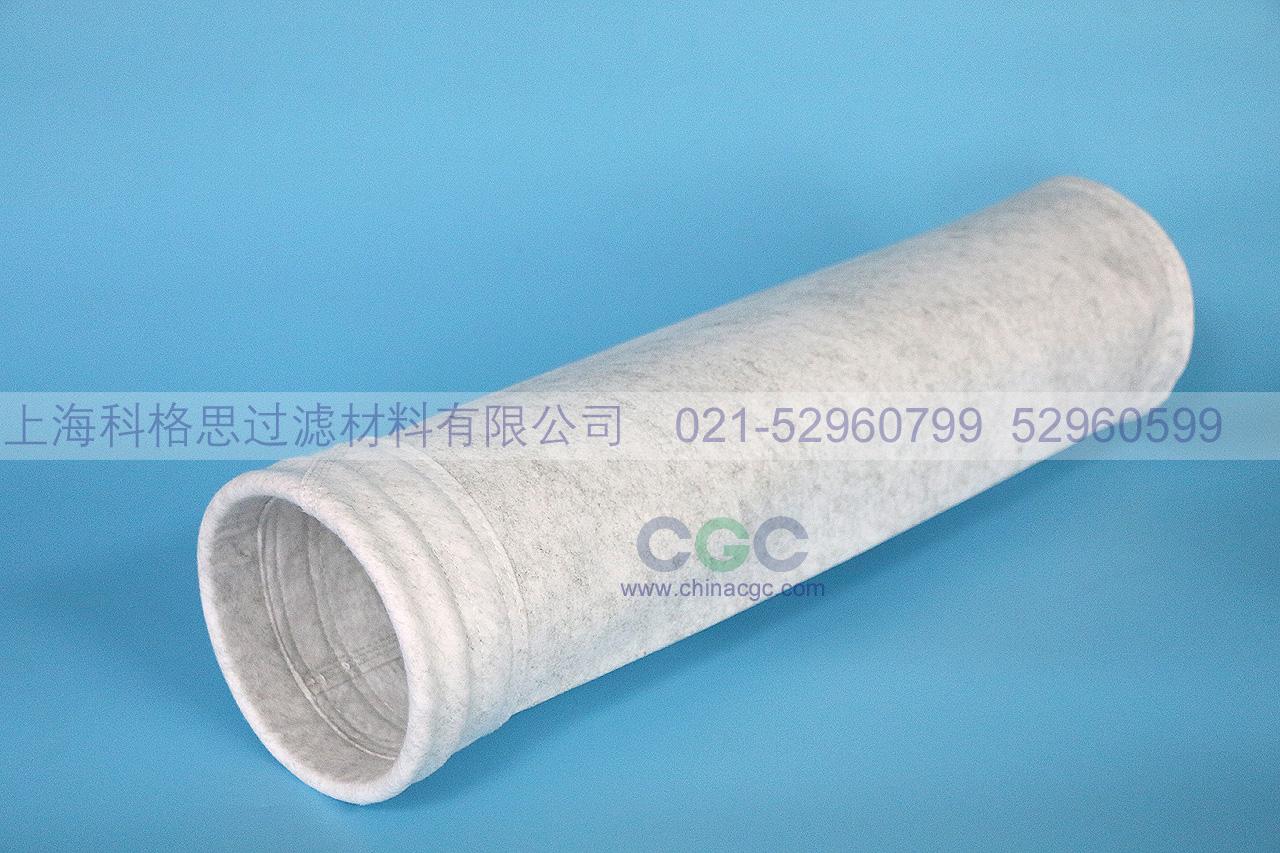 涤纶防静电常温袋式除尘器过滤布袋