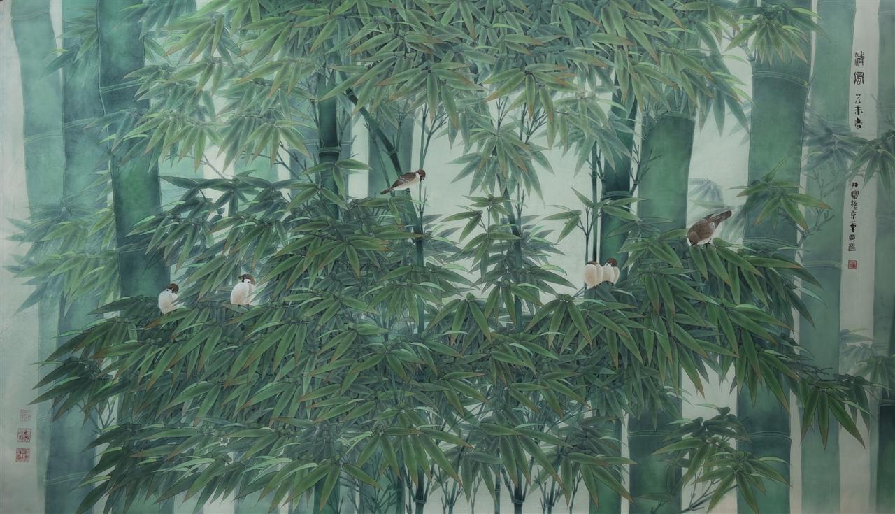 李广彦大师国画之四其它系列