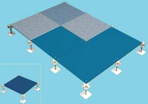 瓷砖面防静电架空地板