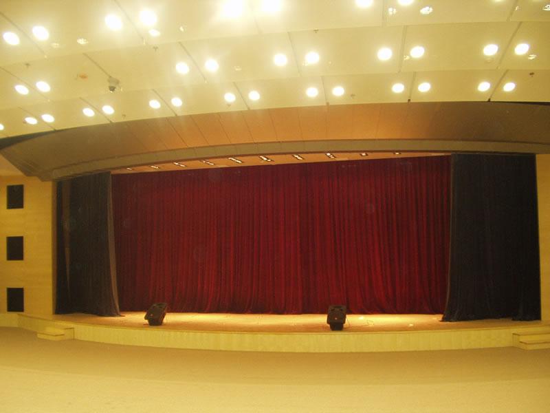 电动舞台升降幕