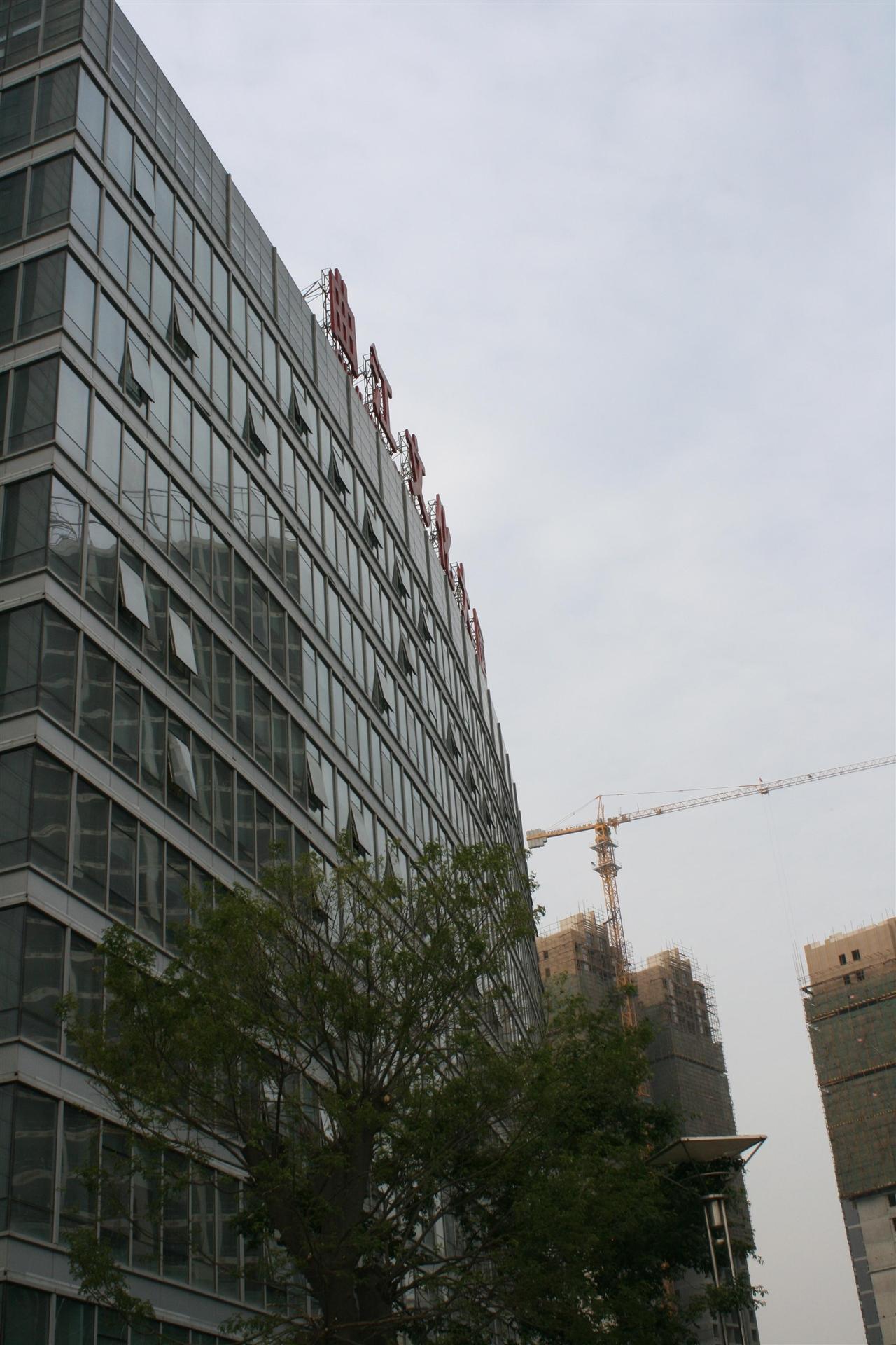 曲江文化大厦——办公卷帘