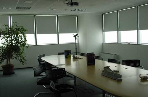 办公室工程卷帘