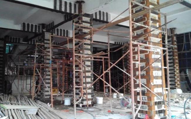 房屋加固改造不能盲目施工
