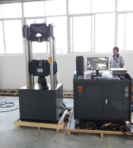 60吨液压万能拉力机 紧固件拉伸保载试验机