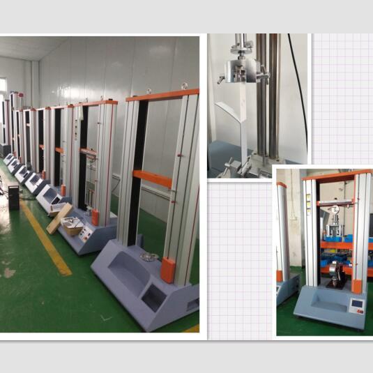 玻璃纤维丝拉力测试机 玻纤材料拉力试验机