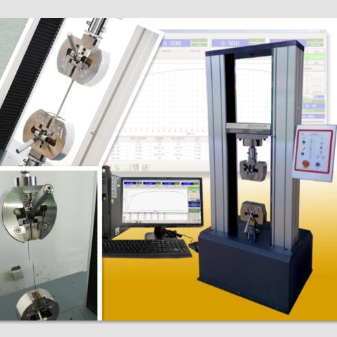 WY-5000A伺服万能材料试验机 50kN拉力测试机