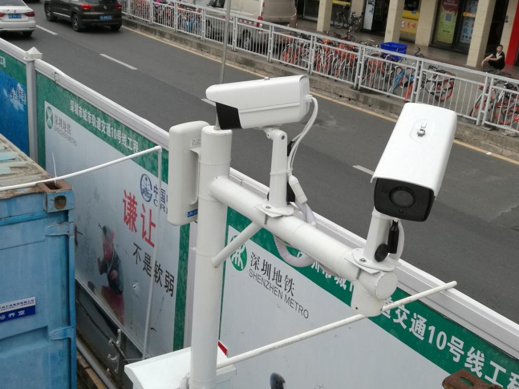 深圳地鐵_地鐵工地施工無線視頻監控傳輸方案