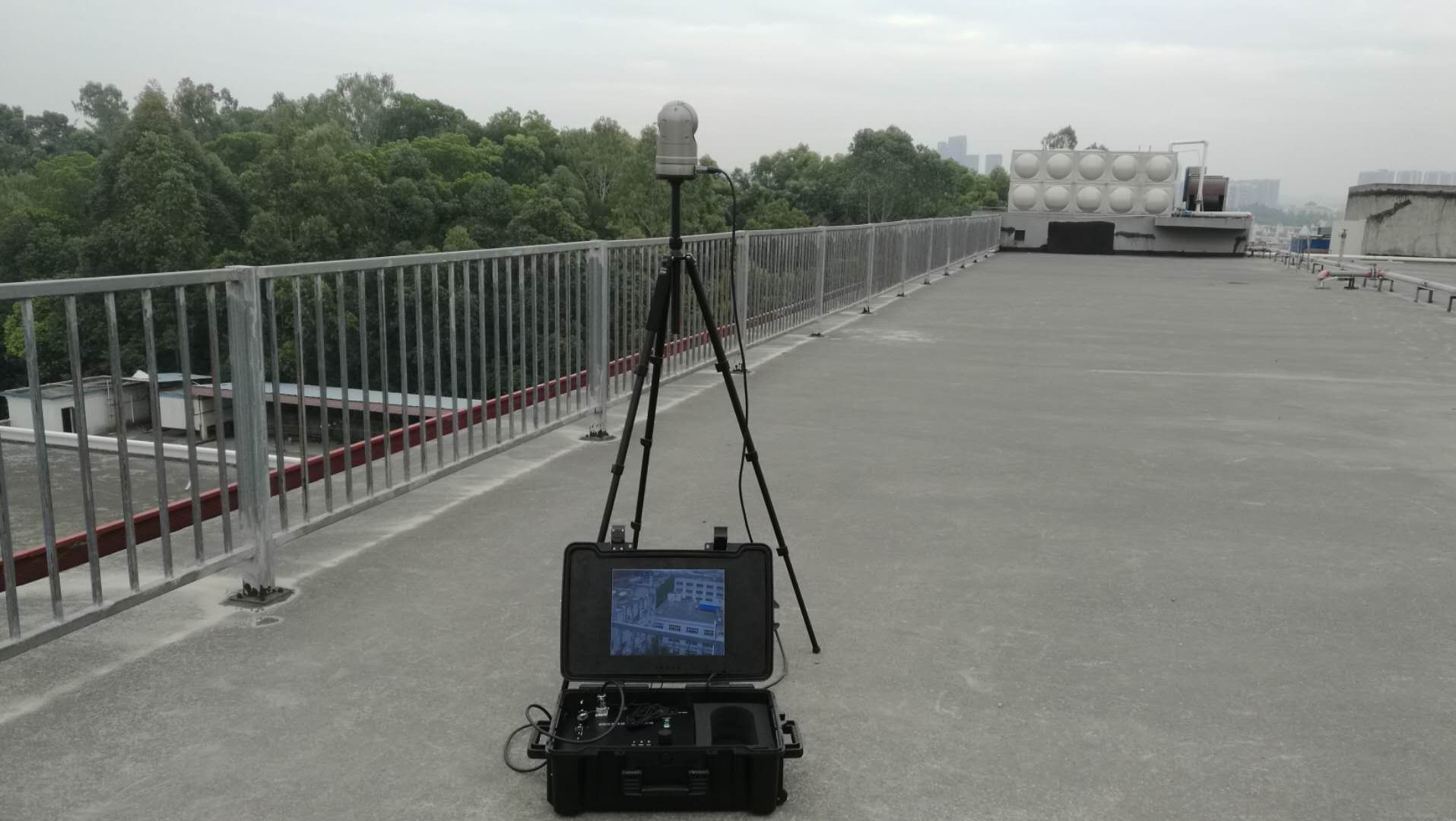 LA-8640M 4G移動應急視頻傳輸系統