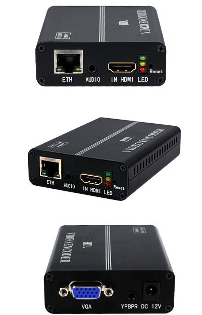 LA-HV680  VGA/HDMI高清编码器