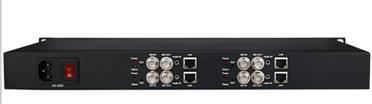 LA-H680SDJ4-1U 4路機架式SDI高清視頻編碼器