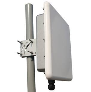 LA-5816A 室外5.8G 866Mbps工业级无线网桥