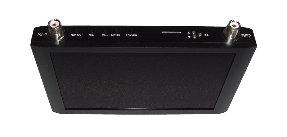 LA-H6800RH 手持式便携式接收机