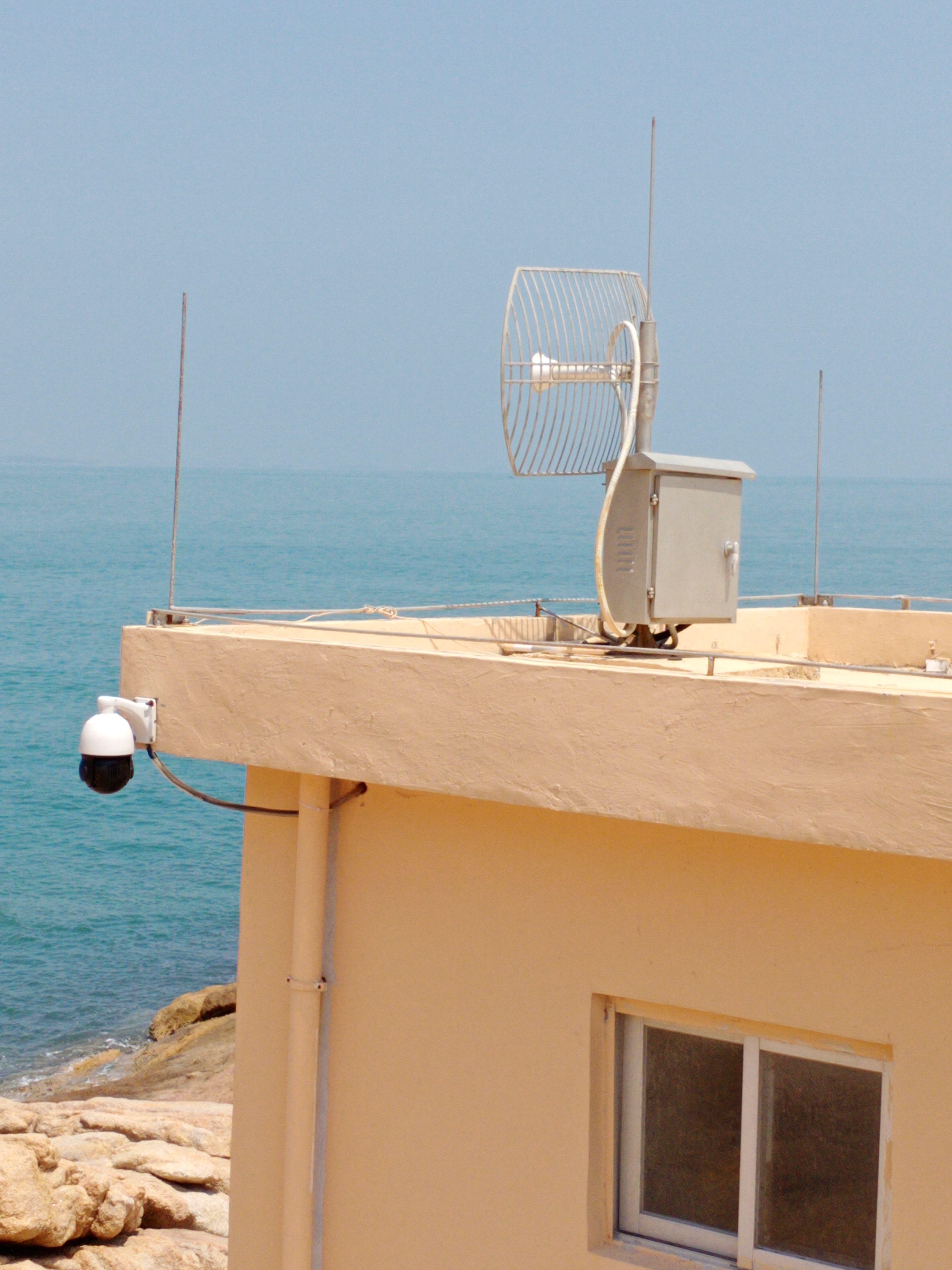 海洋牧场在线监测系统无线视频传输