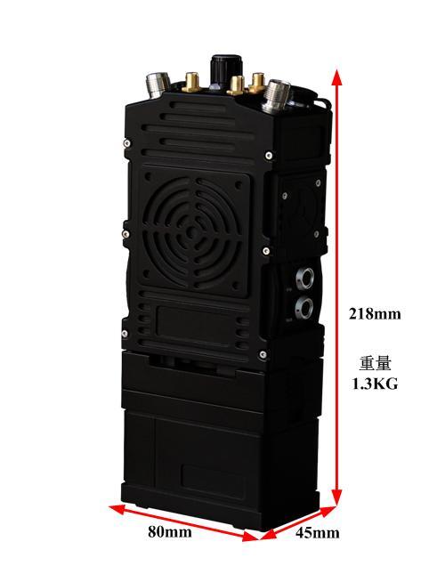 LA-MEDB-1400 便攜式mesh智能自組網單兵