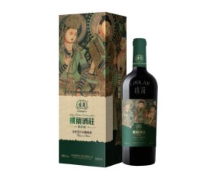 楼兰酒庄百轩尼干白葡萄酒