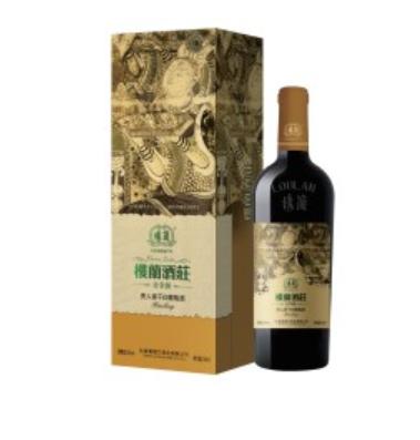 楼兰酒庄贵人香干白葡萄酒