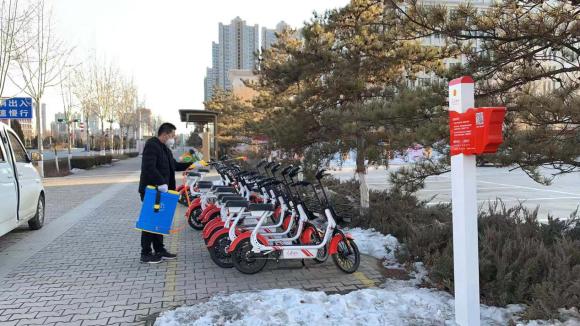 疫情防控,我们在行动---榆林上海快3推荐公共服务公司