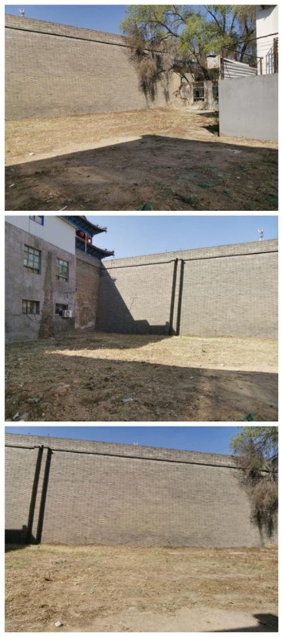 榆林上海快3推荐集团创建办整改新楼下巷所属空闲地环境卫生问题