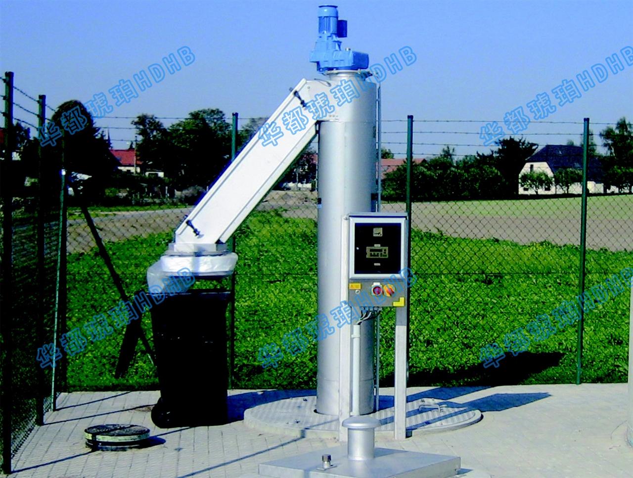 ROK4系列垂直式过滤装置