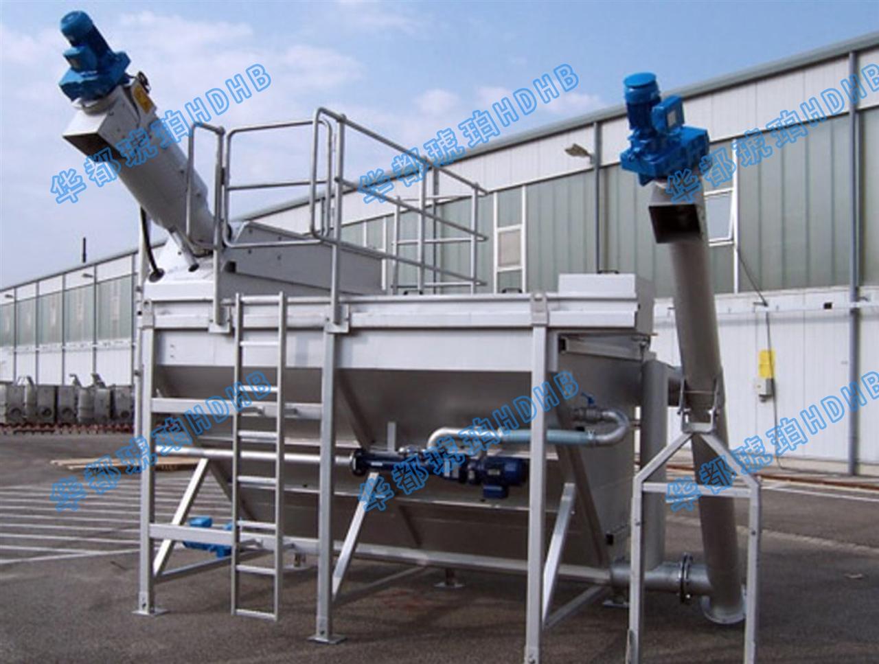 RO5系列洗砂型一体化污水预处理装置
