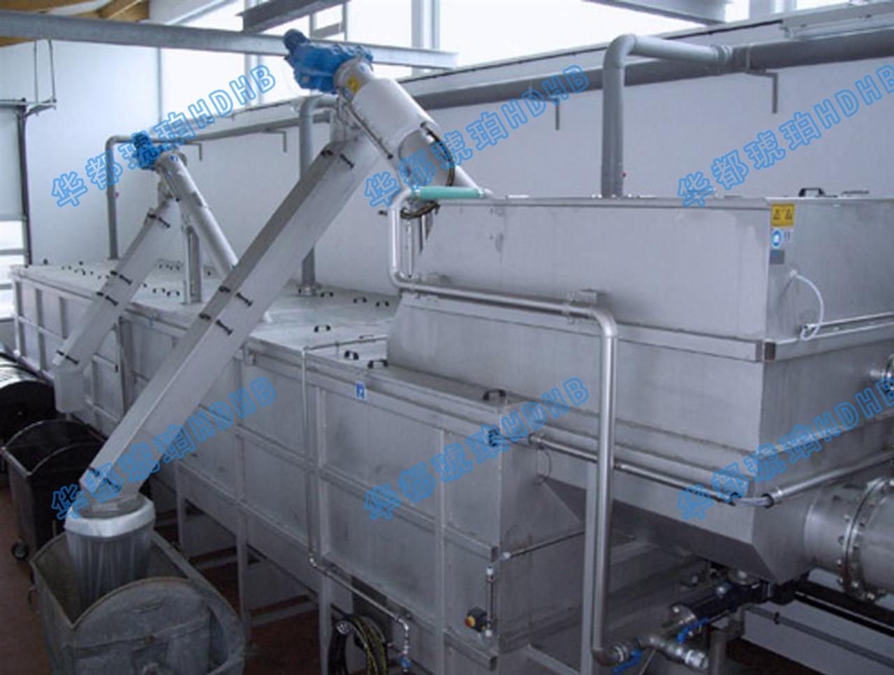 RO5系列標準型一體化污水預處理裝置