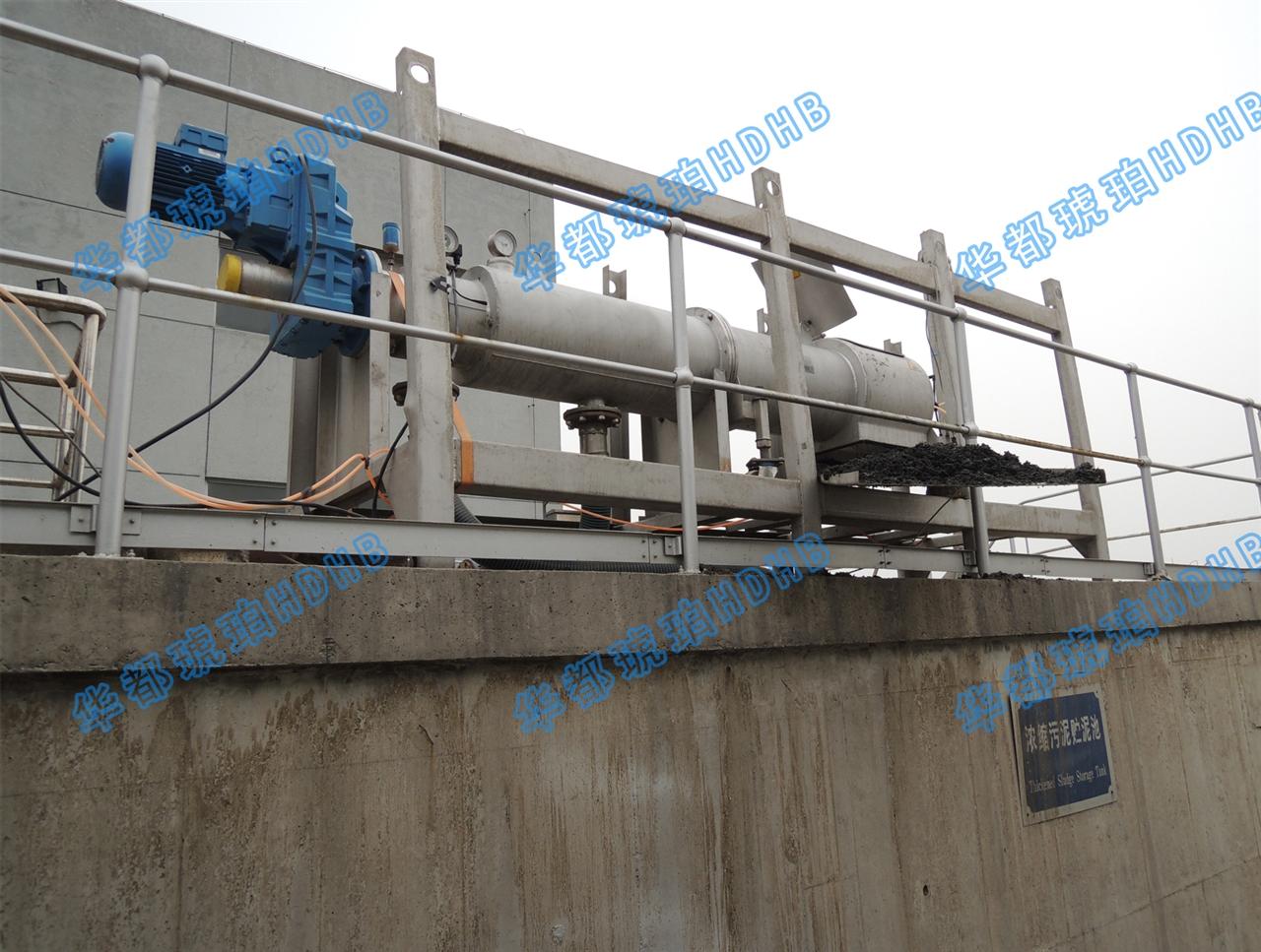 SP型污泥過濾凈化裝置