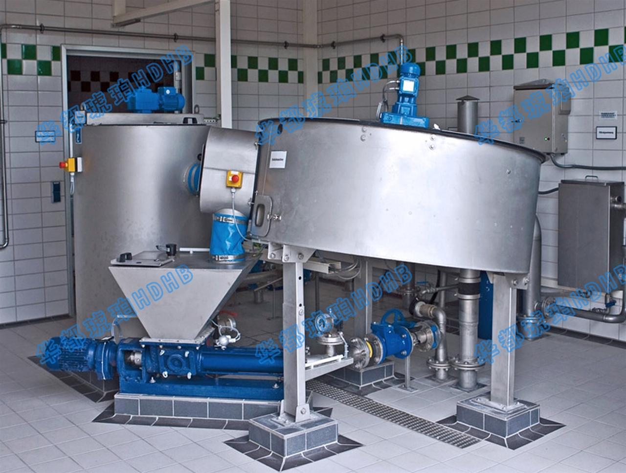 ROS2S型污泥濃縮裝置