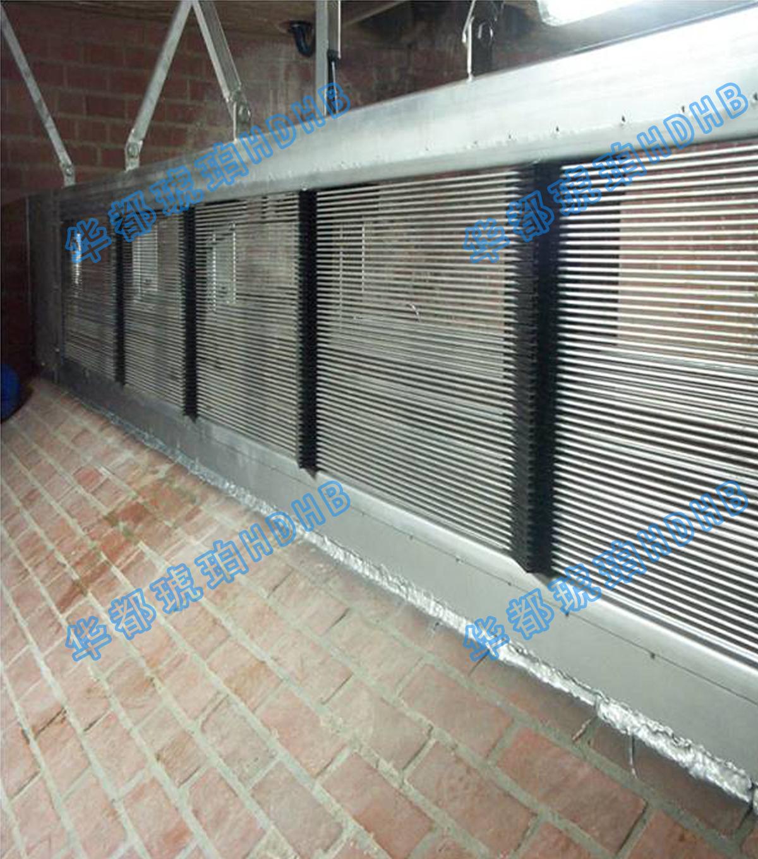 HSW水平式柵條溢流過濾裝置