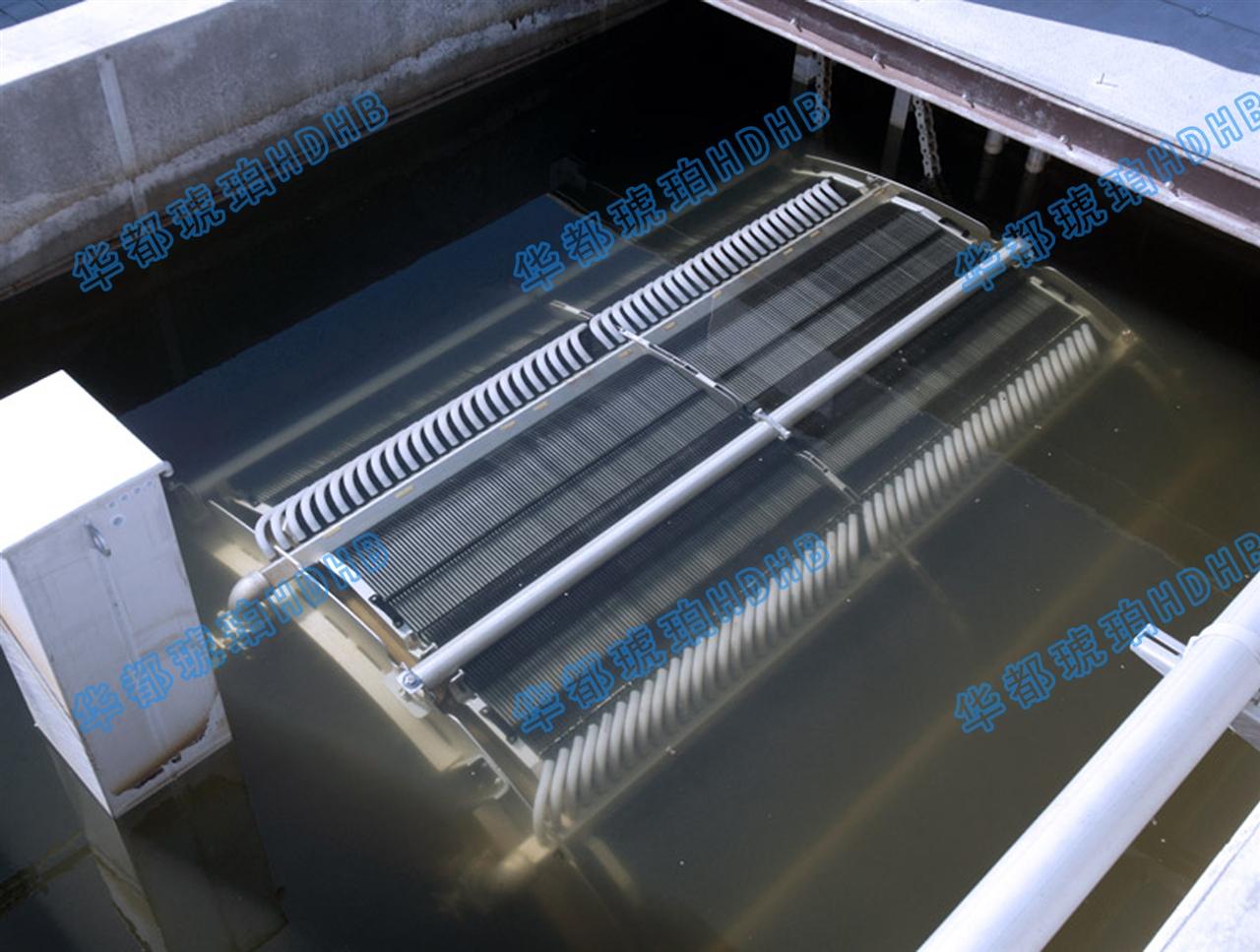 一體化污水處理裝置(MBR膜反應器)